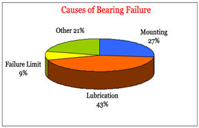 bearing failure causes