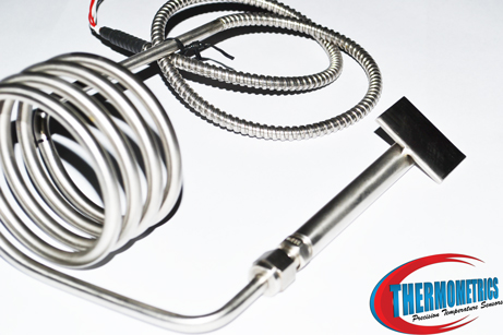tube skin thermocouple